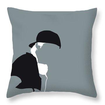 No217 My Avicii Minimal Music Poster Throw Pillow