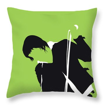 No286 My The Strokes Minimal Music Poster Throw Pillow