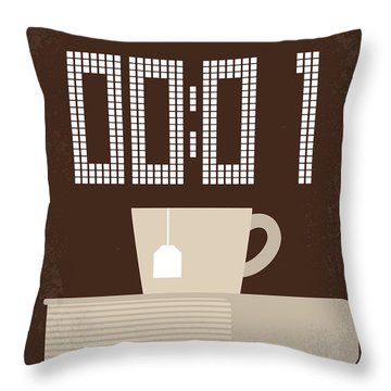 No973 My The Equalizer Minimal Movie Poster Throw Pillow