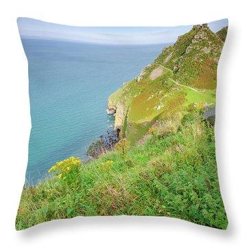 North Devon Throw Pillows