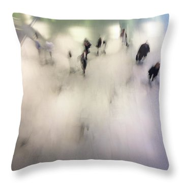 Not Fade Away Throw Pillow