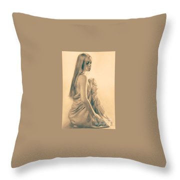 Samuel Johnson Throw Pillows