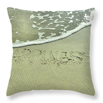 Objective Throw Pillow