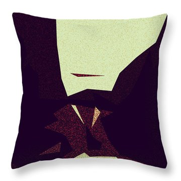 Of His Throw Pillow