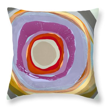 On A Whim Throw Pillow