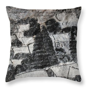 On The Day Of Execution Throw Pillow