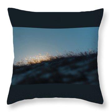 On The Ridge Throw Pillow