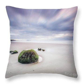 Once Upon A Tide Throw Pillow