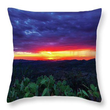 Only A Memory Throw Pillow