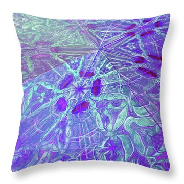Organica Throw Pillow