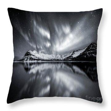 Overnight Sensation Throw Pillow