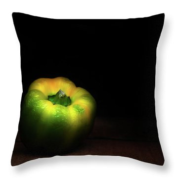 Overripe Bell Throw Pillow