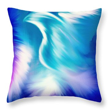 Paraclete Throw Pillow
