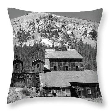 Paris Mill Throw Pillow