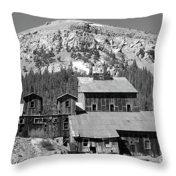 Paris Mill Throw Pillow