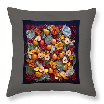 Pear Livable Tapestry Throw Pillow