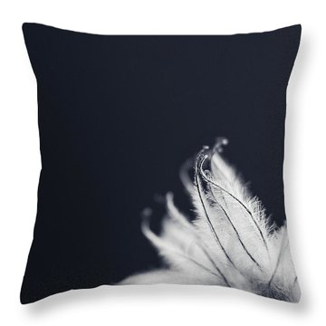 Throw Pillow featuring the photograph Peek by Michelle Wermuth