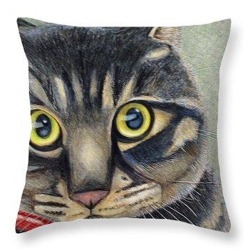 Pepeo Throw Pillow
