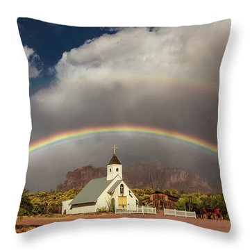 Perfect Placement Throw Pillow