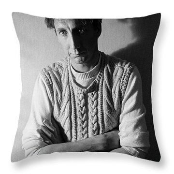 Pete Rose Throw Pillows