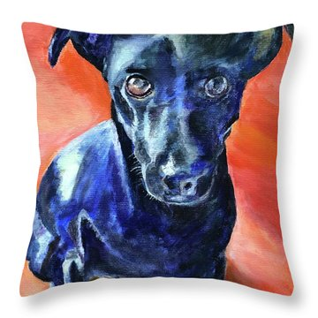 Peter Throw Pillow