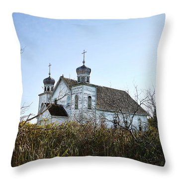 Peterson Sk Throw Pillow