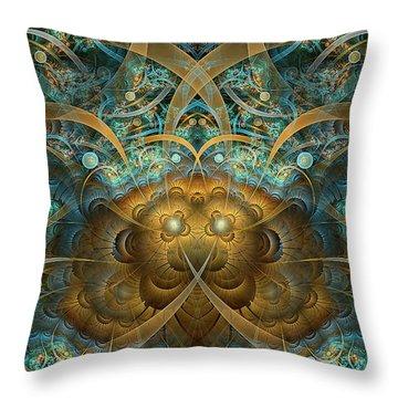 Philippians Throw Pillow