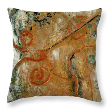 Pipe Dreams Throw Pillow