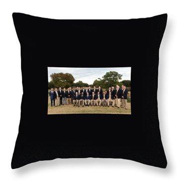 Players Throw Pillow