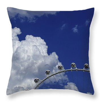 Throw Pillow featuring the photograph Pod Cluster 3 by Skip Hunt