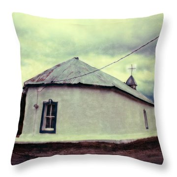 Polaroid Sx-70 Hand Manipulated 3 Throw Pillow
