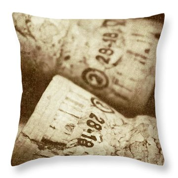 Pop Cultured Throw Pillow