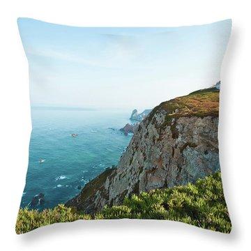Roca Throw Pillows