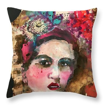 Posto Unico Throw Pillow