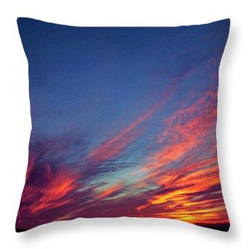 Superstition Vista Throw Pillow