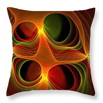 Praetoria Vx Throw Pillow