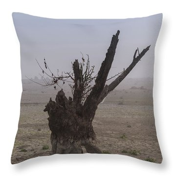 Prayer Of The Ent Throw Pillow