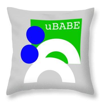 Primitive Pastoral Throw Pillow