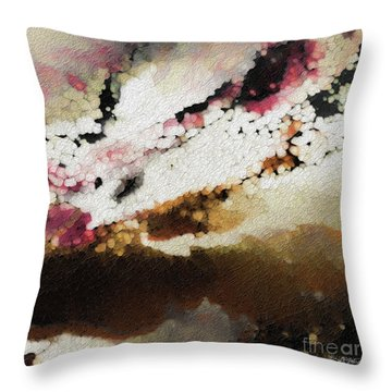 Proverbs 21 21. The Greatest Pursuit Of All Throw Pillow
