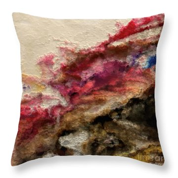 Proverbs 29 25 Lay Aside The Fear Of Man Throw Pillow