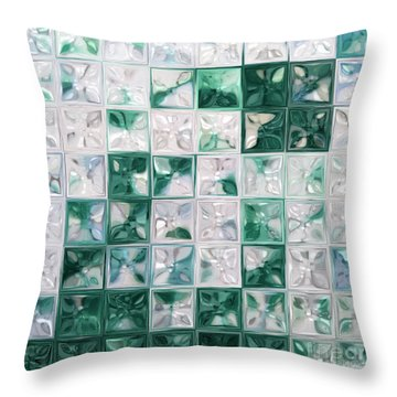 Psalm 18 30. His Way Is Perfect Throw Pillow