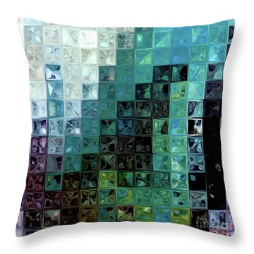 Psalm 3 3. A Shield For Me Throw Pillow