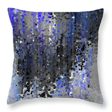 Psalm 33 18. Hope In His Mercy Throw Pillow