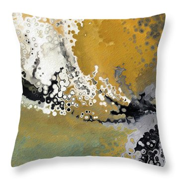 Psalm 51 1-2. A Cry For Mercy Throw Pillow