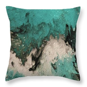 Psalm 59 17. I Will Sing Praises Throw Pillow