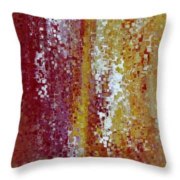 Psalms 9 1. Your Marvelous Works Throw Pillow