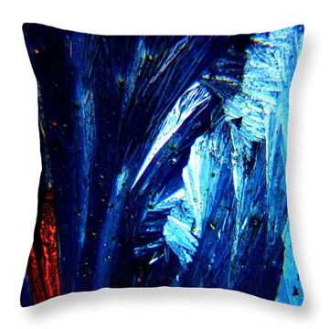 Quenching The Desire Throw Pillow