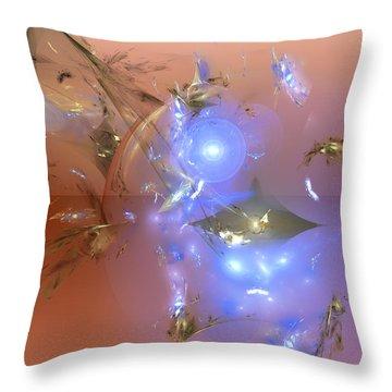 Radical Throw Pillow