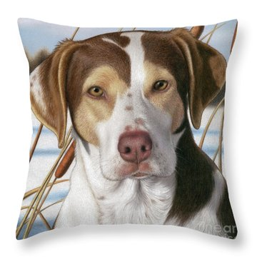 Raley Throw Pillow