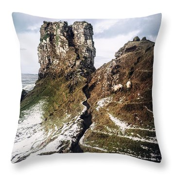 Reach For Me Throw Pillow
